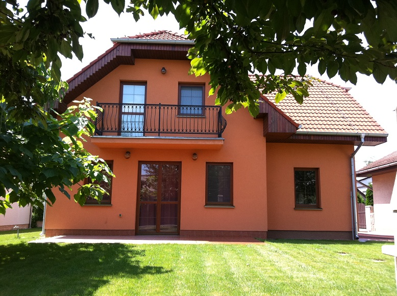 Novostavba domu v Prievoze