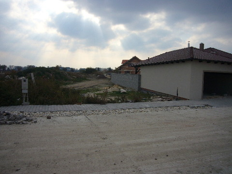 Pozemok pripravený na výstavbu v Novej Dedinke