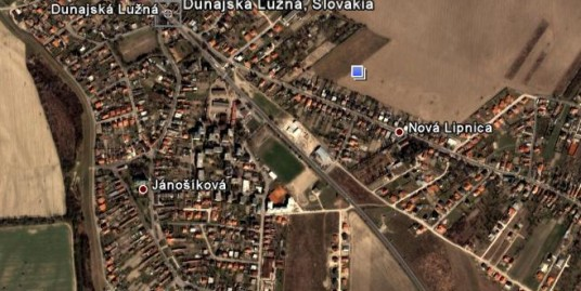 Dunajská Lužná 15 000m2