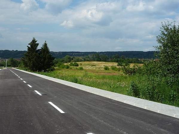 Nové pozemky v Záhorskej Bystrici ,Vlkovka