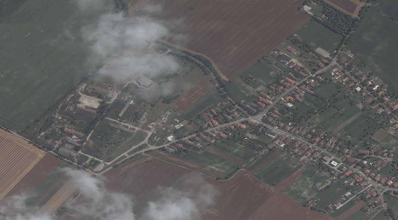 Priemyselný pozemok pri R7 v obci Trnávka 30 000m2