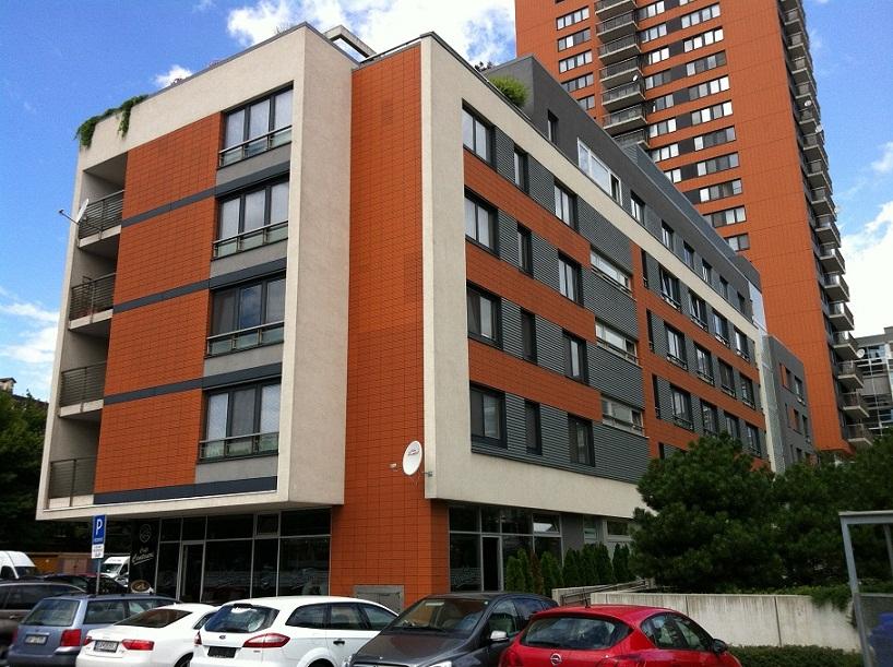 ROZADOL, 2i byt, 60,5 m2, garážové miesto v cene